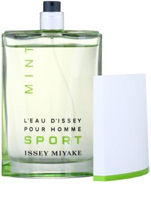 Issey Miyake L'Eau d'Issey Pour Homme Sport Mint toaletní voda pro muže 4
