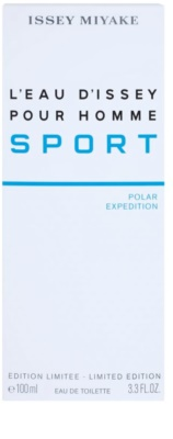 Issey Miyake L'Eau d'Issey pour Homme Sport Polar Expedition туалетна вода для чоловіків 1