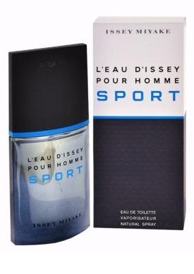 Issey Miyake L'Eau D'Issey Pour Homme Sport toaletní voda pro muže 1
