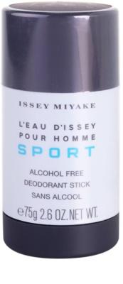 Issey Miyake L'Eau D'Issey Pour Homme Sport desodorante en barra para hombre