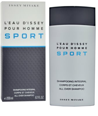 Issey Miyake L'Eau D'Issey Pour Homme Sport sprchový gel pro muže
