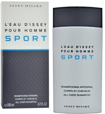 Issey Miyake L'Eau D'Issey Pour Homme Sport гель для душу для чоловіків