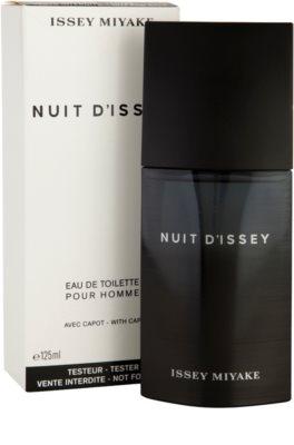 Issey Miyake Nuit D'Issey toaletní voda tester pro muže 2