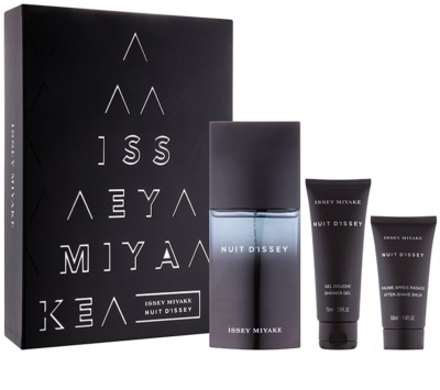 Issey Miyake Nuit D'Issey Gift Sets