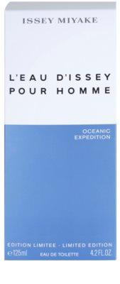 Issey Miyake L'Eau d'Issey Pour Homme Oceanic Expedition Eau de Toilette para homens 4