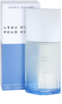 Issey Miyake L'Eau d'Issey Pour Homme Oceanic Expedition туалетна вода для чоловіків 1