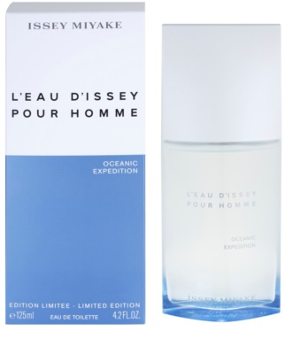 Issey Miyake L'Eau d'Issey Pour Homme Oceanic Expedition toaletní voda pro muže