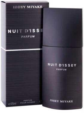 Issey Miyake Nuit D'Issey Parfum Eau de Parfum para homens 1
