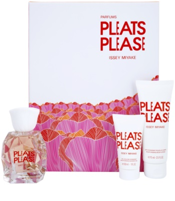 Issey Miyake Pleats Please (2012) coffret presente