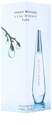 Issey Miyake L'Eau D'Issey Pure parfémovaná voda pro ženy 1