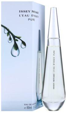 Issey Miyake L'Eau D'Issey Pure parfémovaná voda pro ženy 2