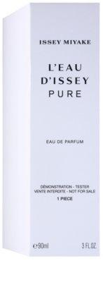 Issey Miyake L'Eau D'Issey Pure parfémovaná voda tester pre ženy 1