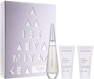 Issey Miyake L'Eau D'Issey Pure подаръчен комплект