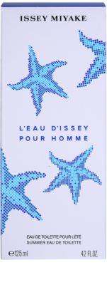 Issey Miyake L´eau D´issey Summer 2014 Pour Homme тоалетна вода за мъже 4