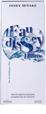 Issey Miyake   L'Eau d'Issey Pour Homme Summer 2015 Eau de Toilette pentru barbati 4