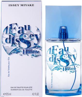 Issey Miyake L'Eau d'Issey Pour Homme Summer 2015 Eau de Toilette für Herren