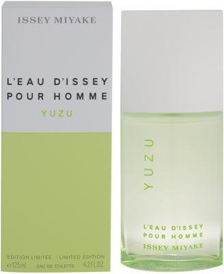 Issey Miyake L'Eau Yuzu toaletna voda za moške