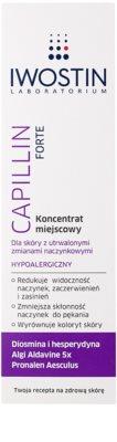 Iwostin Capillin Forte Tratament pentru vene sparte pentru tratament local 2