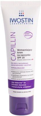 Iwostin Capillin stärkende Creme für geplatzte Äderchen SPF 20