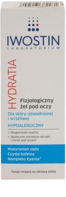 Iwostin Hydratia fyziologický gel na oční okolí pro citlivou pleť 2