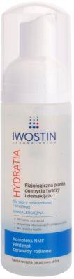 Iwostin Hydratia fiziológiai tisztító hab dehidratált bőrre