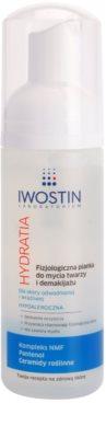 Iwostin Hydratia физиологична почистваща пяна за дехидратирана кожа