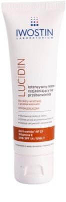 Iwostin Lucidin crema aclarante intensiva  contra problemas de pigmentación