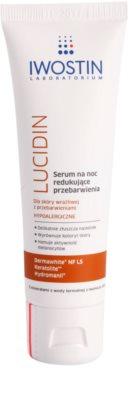 Iwostin Lucidin serum na noc przeciw przebarwieniom skóry