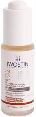 Iwostin Lucidin Perfectin profesionálny nočný peeling proti pigmentovým škvrnám