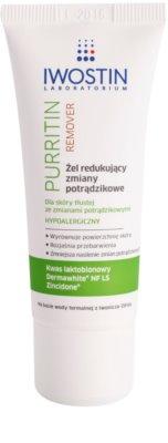 Iwostin Purritin Remover gel para imperfecciones de la piel con acné