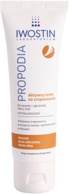 Iwostin Propodia crema activa para durezas y piel agrietada