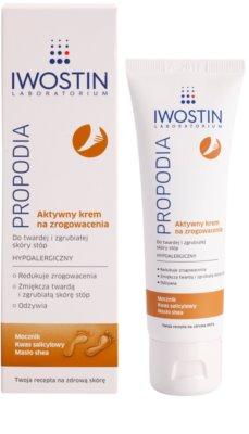 Iwostin Propodia crema activa piele uscata si bataturi 1
