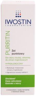 Iwostin Purritin gel proti černým tečkám 2
