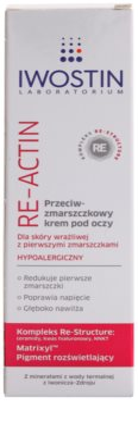 Iwostin Re-Actin crema anti rid pentru ochi pentru piele sensibila 2
