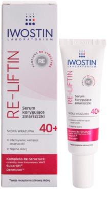 Iwostin Re-Liftin serum przeciwzmarszczkowe dla cery wrażliwej 1