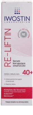 Iwostin Re-Liftin serum przeciwzmarszczkowe dla cery wrażliwej 2