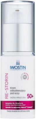 Iwostin Re-Storin erneuernde Creme für die Augenpartien
