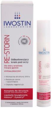 Iwostin Re-Storin creme renovador para o contorno dos olhos 1