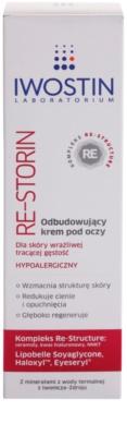 Iwostin Re-Storin erneuernde Creme für die Augenpartien 2