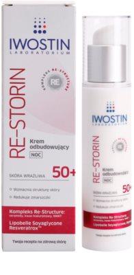 Iwostin Re-Storin възстановяващ нощен крем 1