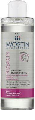 Iwostin Rosacin micelárna čistiaca voda pre citlivú pleť so sklonom k začervenaniu