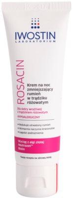 Iwostin Rosacin crema de noapte -reducere roseata