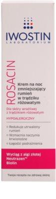 Iwostin Rosacin crema de noche antirojeces 2
