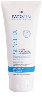 Iwostin Sensitia emulsie hidratanta pentru piele sensibila si iritata