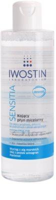 Iwostin Sensitia beruhigendes, reinigendes Mizellarwasser für empfindliche und allergische Haut