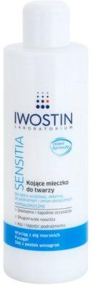 Iwostin Sensitia upokojujúce čistiace mlieko pre citlivú a alergickú pleť