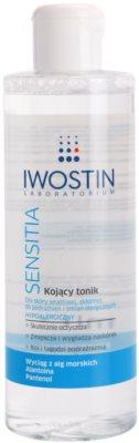 Iwostin Sensitia pomirjajoči čistilni tonik za občutljivo in alergično kožo