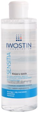Iwostin Sensitia tonik łagodząco-oczyszczający do skóry wrażliwej i alergicznej
