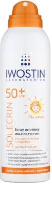 Iwostin Solercin schützendes Spray für Kinder SPF 50+ 1