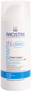 Iwostin Sensitia Zero crema calmante para pieles sensibles y alérgicas